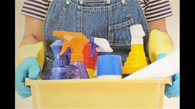 EWG's Guide to Green Cleaning dishes the dirt about scores of 'natural' green cleaners