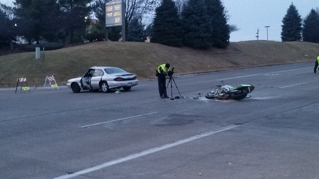 Rider in fatal motorcycle crash identified