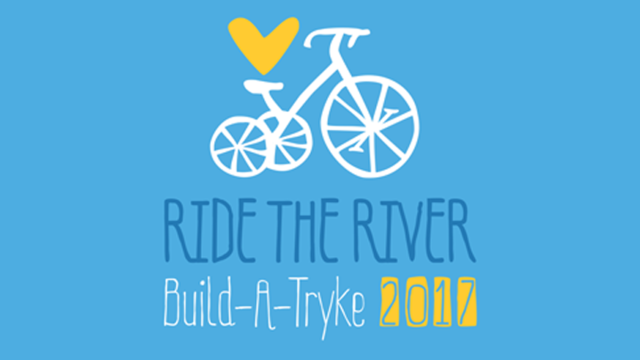 Ride the River: Build-A-Tryke 2017