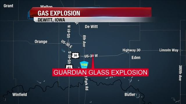 Explosion at Guardian Glass being investigated by OSHA