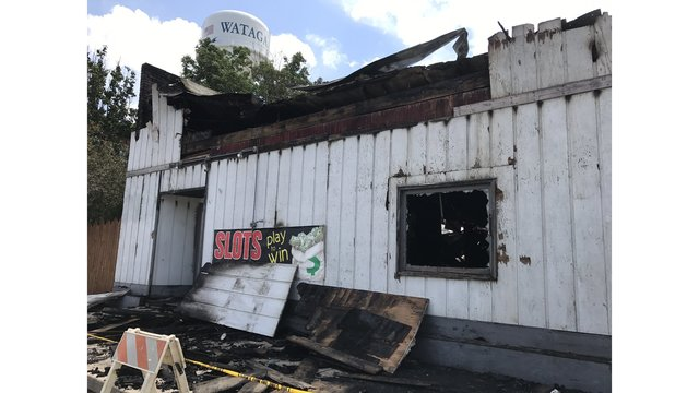 Owners of Jimmy's Pizza in Wataga plan to rebuild after fire