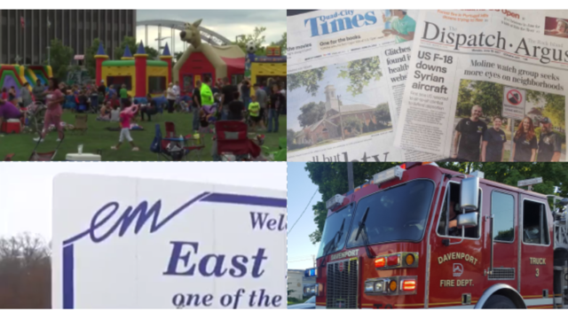 4 before 4: Boom schedule, EM party penalties, newspaper deal and car vs. apartment building