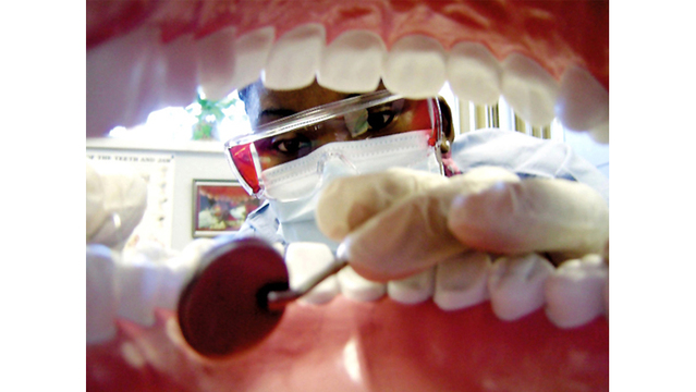 Free dental work for veterans