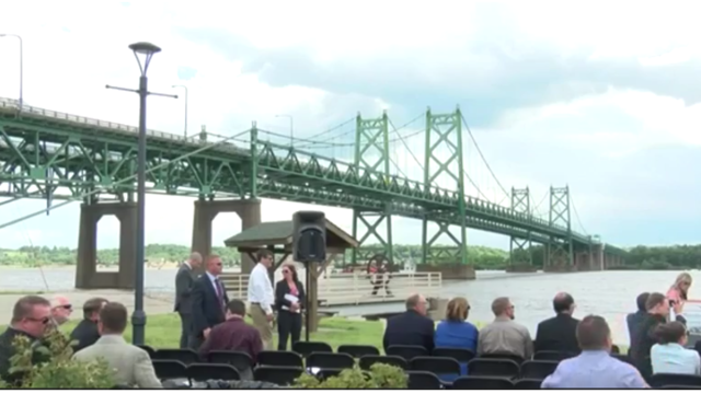 Two I-74 bridge open houses to pick from