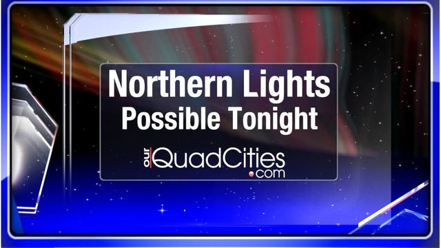 Northern Lights Coming to New England