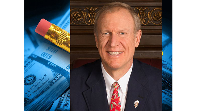 Governor Rauner gives Detention to Lawmakers