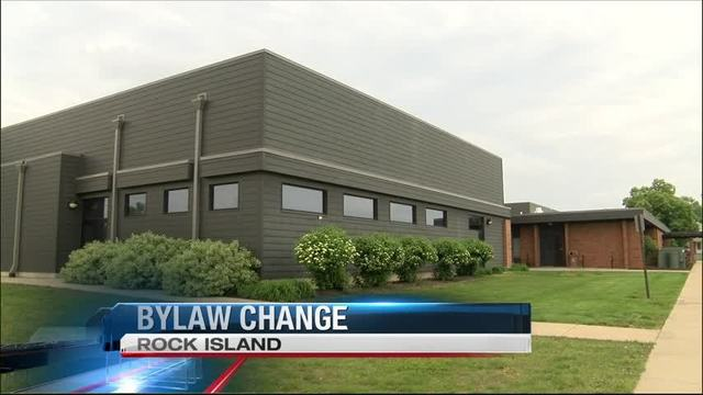 Changes to bylaws for Rock Island City council