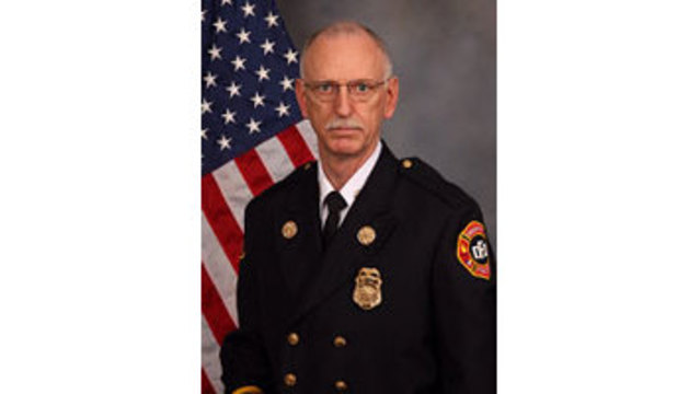 Washburn out, Bickford in as Davenport Fire Chief