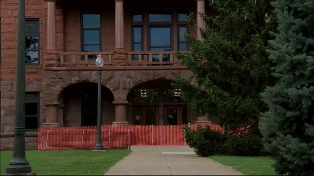 Clinton County Courthouse reopening Friday