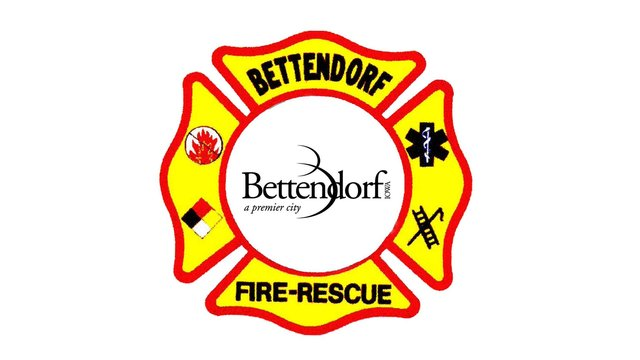 Multi-Family House fire in Bettendorf