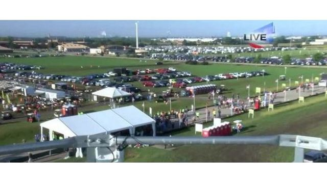 Largest outdoor farm event under way in Illinois