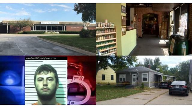 4 before 4: School threat, house explosion, Food Hub closing and murder trial