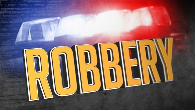 Employee injured in gas station robbery