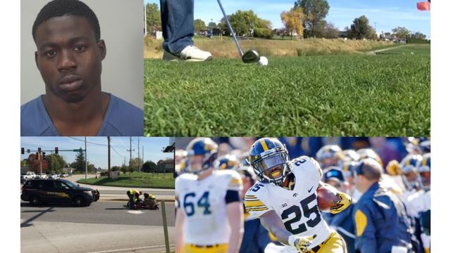 4 before 4: Kidnapping arrests, semi vs. cycle, golf course growth & Iowa experts
