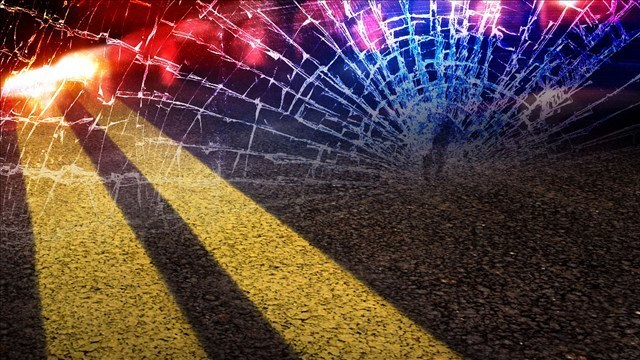 Woman injured in tractor-SUV crash