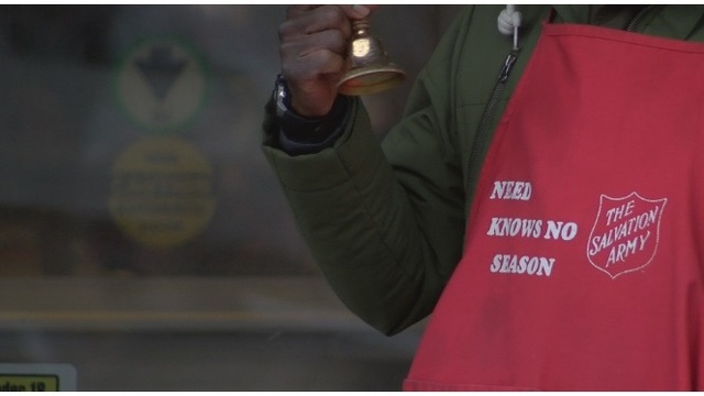 2 days to go: Salvation Army $25K short of Red Kettle goal