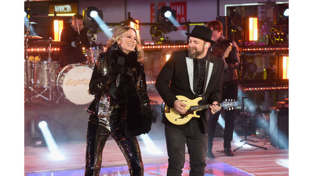 Reunited country duo Sugarland to perform at the Great Allentown Fair