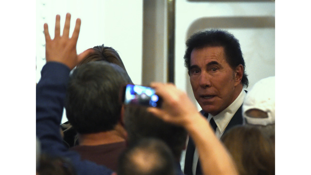 University of Iowa removing Steve Wynn's name amid misconduct claims