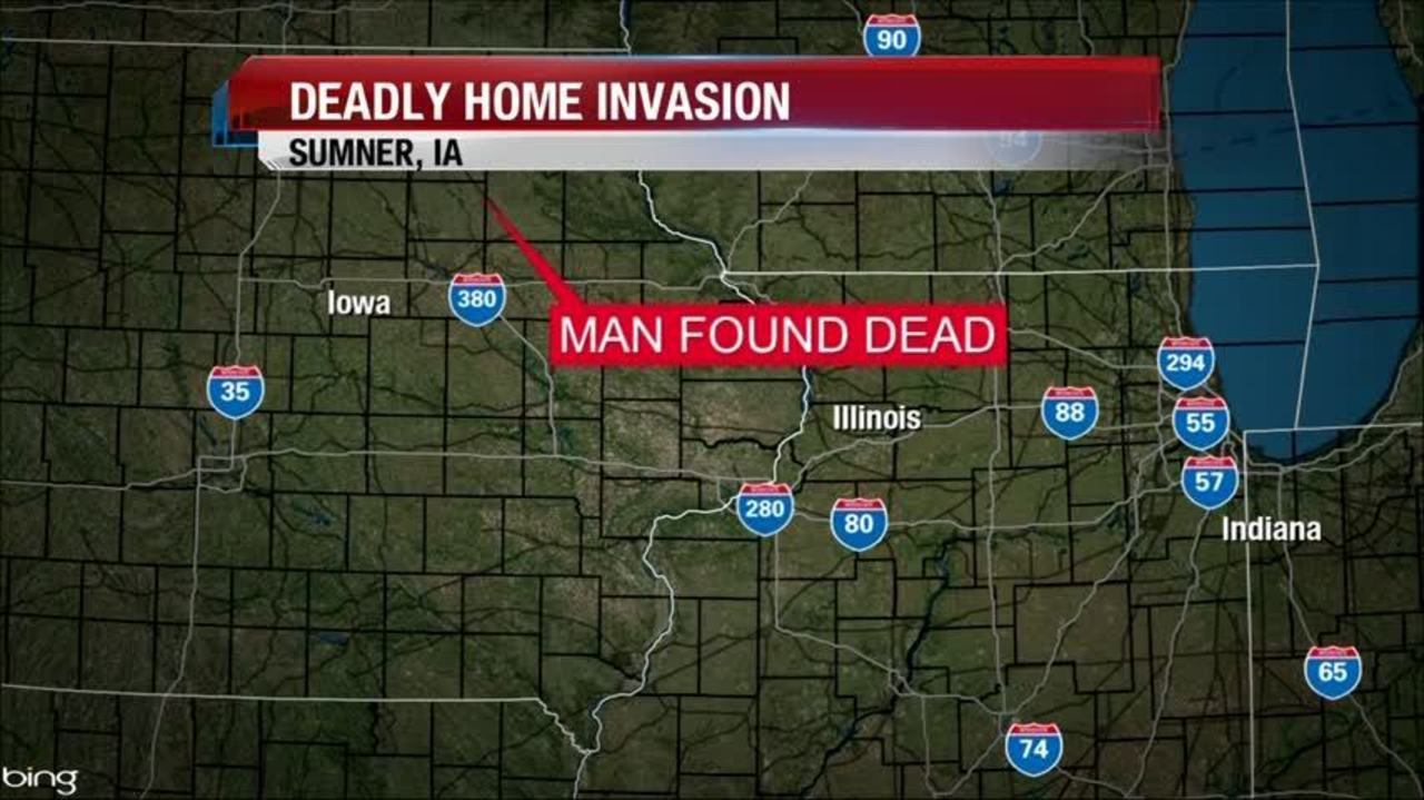 New Information Davenport Man Killed In Home Invasion Fired First