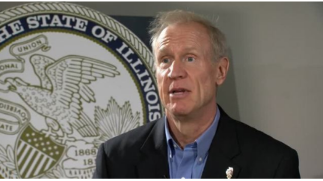 Illinois governor names new chief of staff