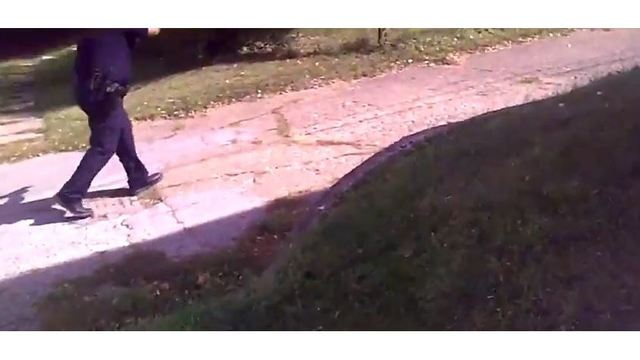 Body cam video released in officer-involved shooting