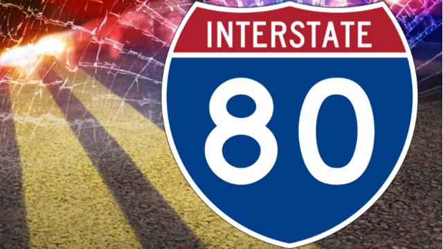 Delays and closures on Interstate 80