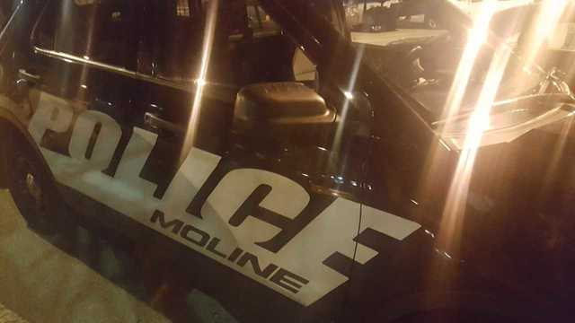 See the viral 'Moline Police' video? It's from Indiana