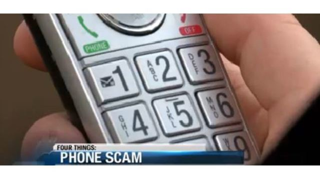 Scammers pretending to be from Chamber of Commerce