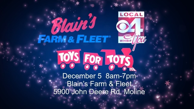 2018 Toys For Tots Toy Drive