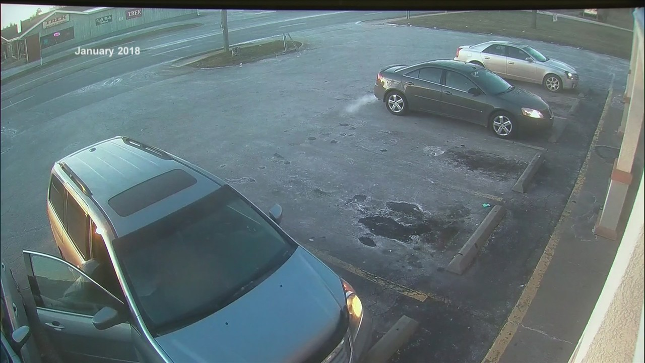 Car Thefts Quad Cities