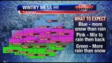 Icy weather looking likely in the Quad Cities