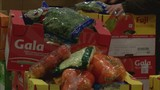 Federal workers aren't the only one's feeling the pinch of the shutdown, a local food bank too