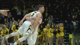 Bohannon's clutch three lifts Hawkeyes to victory in final second