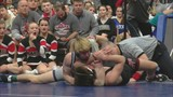State Wrestling from Des Moines