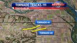 Two EF-2 tornadoes surveyed in Des Moines County